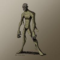HALLOWEEN 2016 Day 4: The Mummy