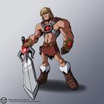 He-Man (Re-Design)