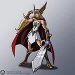 She-Ra (Re-Design)