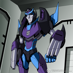 Rodimus (Lost Light #1 Recolour)