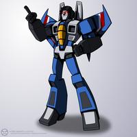 G1 Thundercracker by KrisSmithDW
