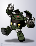 TFNation 2019 Animated Bulkhead