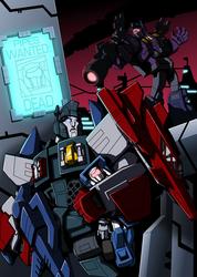 Shattered Glass Overlord vs Optimus