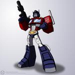 G1 Optimus Prime by KrisSmithDW