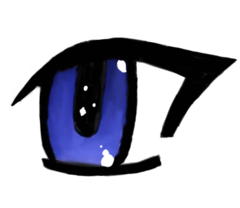Eye by AshDaCat