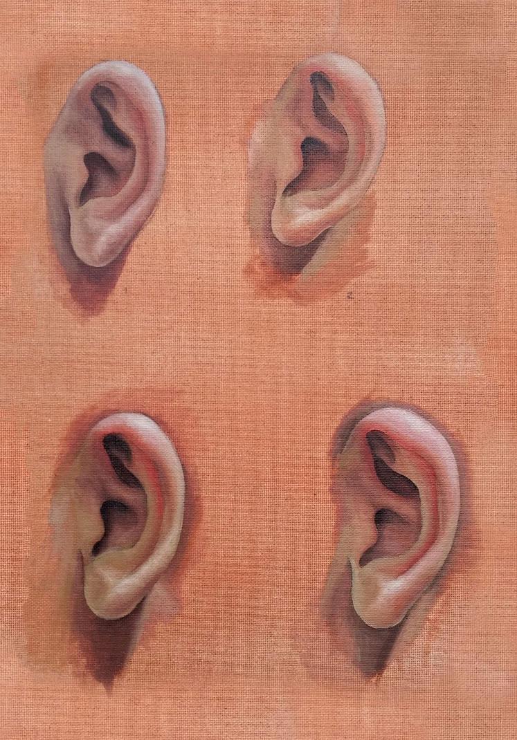 Ears by mangoest