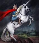 The Palatinate Rider by xTheSpirex