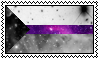 Demisexual galaxy stamp (F2U) by Luna-The-Fennec