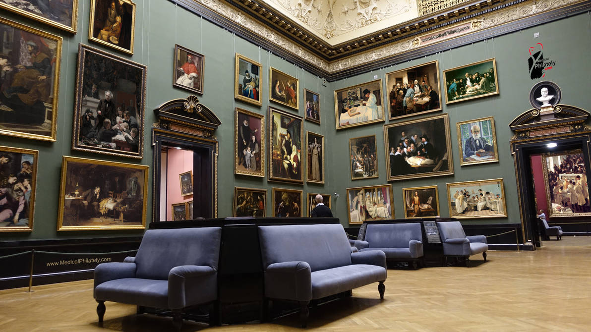 Gallery,www.medicalphilately