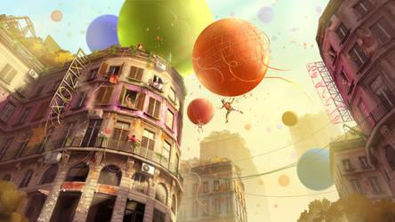 Fun City by Kingstantin