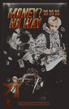 Money ? No Way! [WATTPAD COVER]