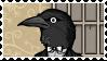 RLH: Mr Crow Stamp