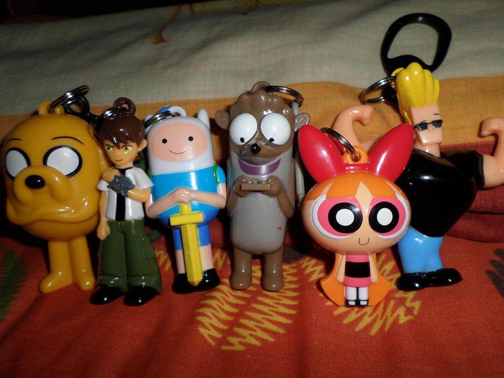 Cartoon Network Toys : My cartoon network toys by jarquin on deviantart
