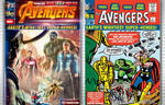 Reimagined - Avengers No. 1 Comic Book Cover