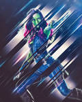 Any chance Gamora returns?