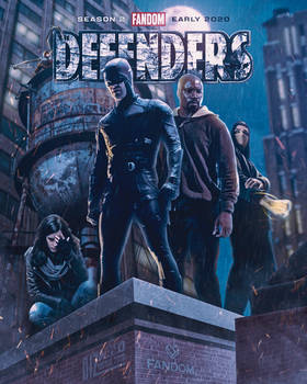 What if there was a season 2 of The Defenders