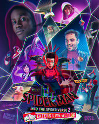What if Spider-Verse 2 was a live-action film?