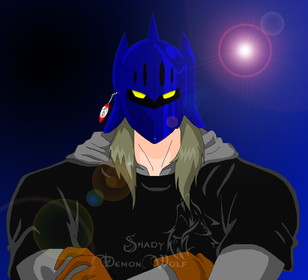 Ultimate Muscle Kevin Mask Unmasked Kevin mask:. by shadydemonwolf