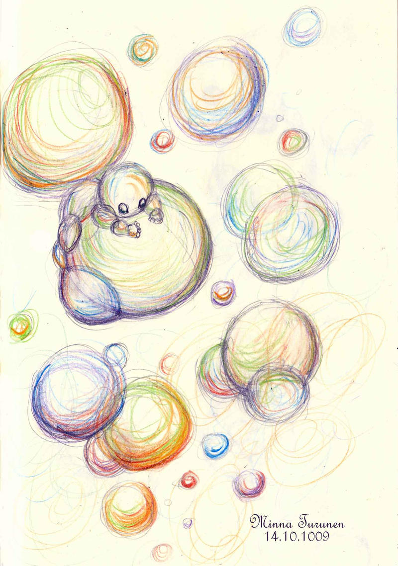 Bubble Babies - sketch by Amarathimi on DeviantArt: amarathimi.deviantart.com/art/bubble-babies-sketch-140271702