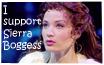 Sierra Boggess stamp by GingerFlight