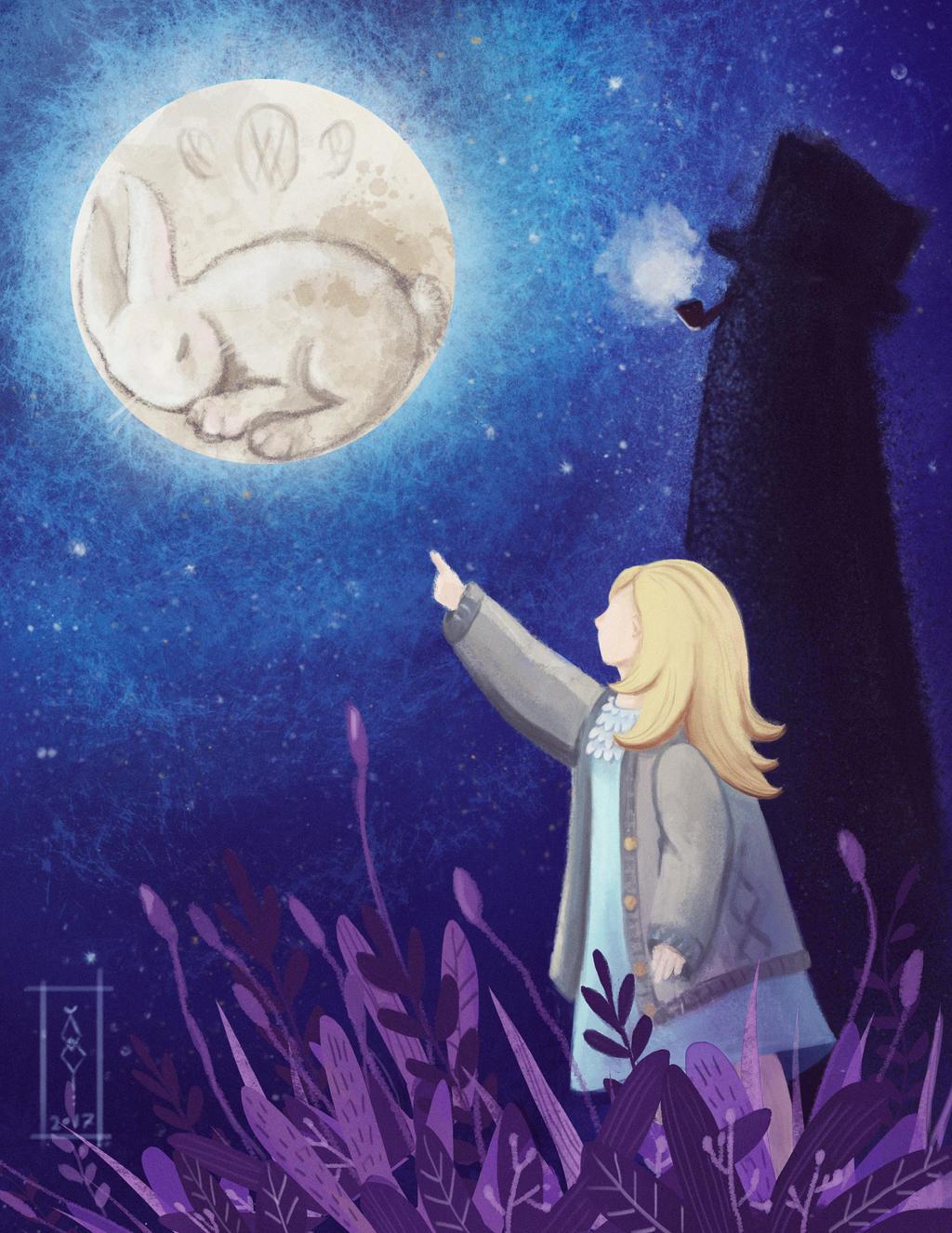 3 Lunar druid by Dameo-in