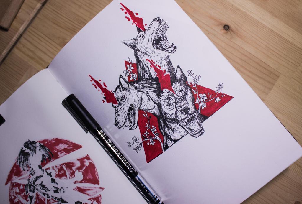 13 Teeming by Dameo-in