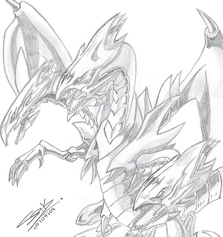 detailed dragon coloring pages - photo#33