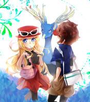Pokemon XY release!!!! by Himechui