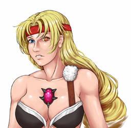 Blade Devil - Ashiara portrait