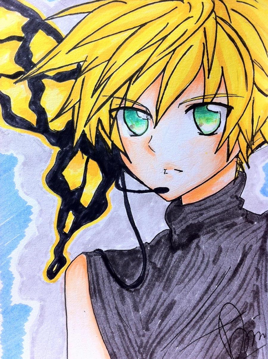 VOCALOID: Len Magnet by YukinaHihara