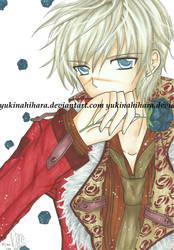 Blue Rose by YukinaHihara