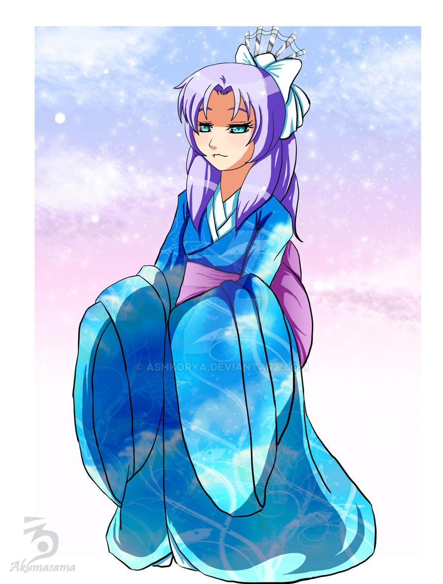 Yuki Hime by Ashkorya