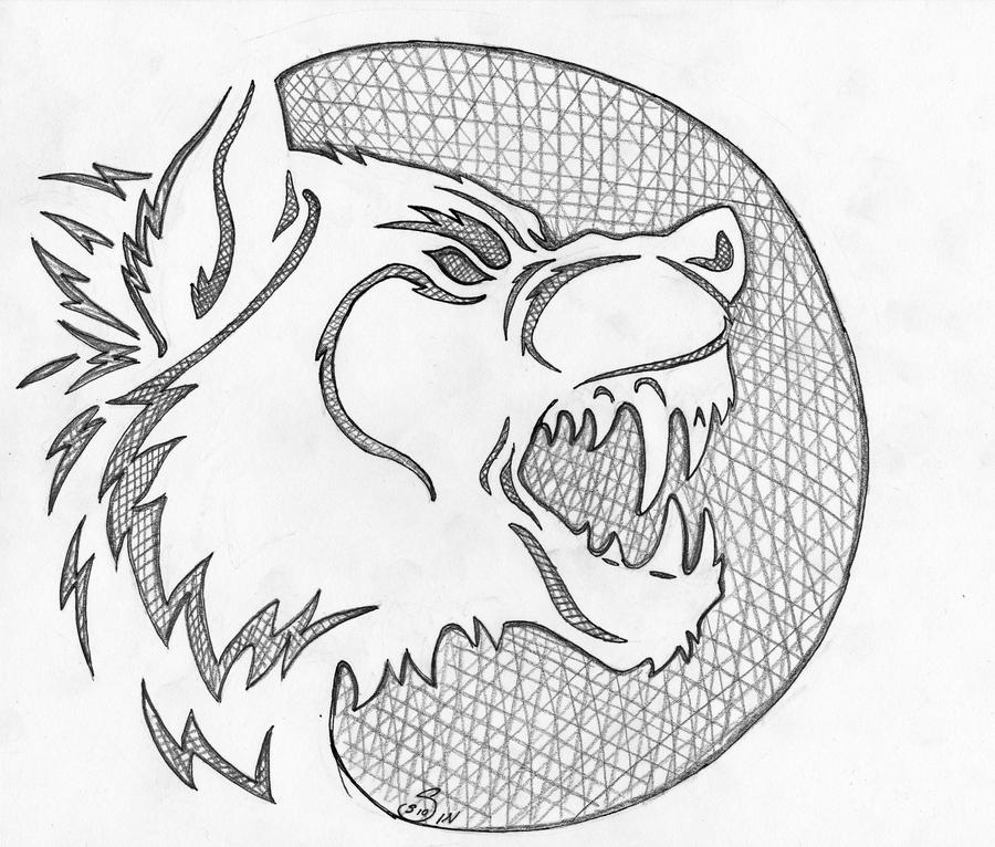 Wolves Pumpkin Carving Stencil Www Imagenesmy Com
