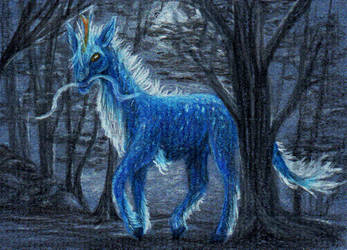 102 - ACEO / KAKAO - Qilin by malloth86