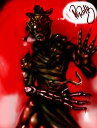 Freddy zombie