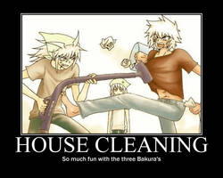 House Cleaning by AnimeRulez234