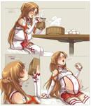 Asuna's Dinner