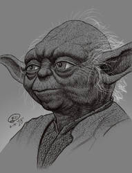 Grand Master Yoda by Abramelin