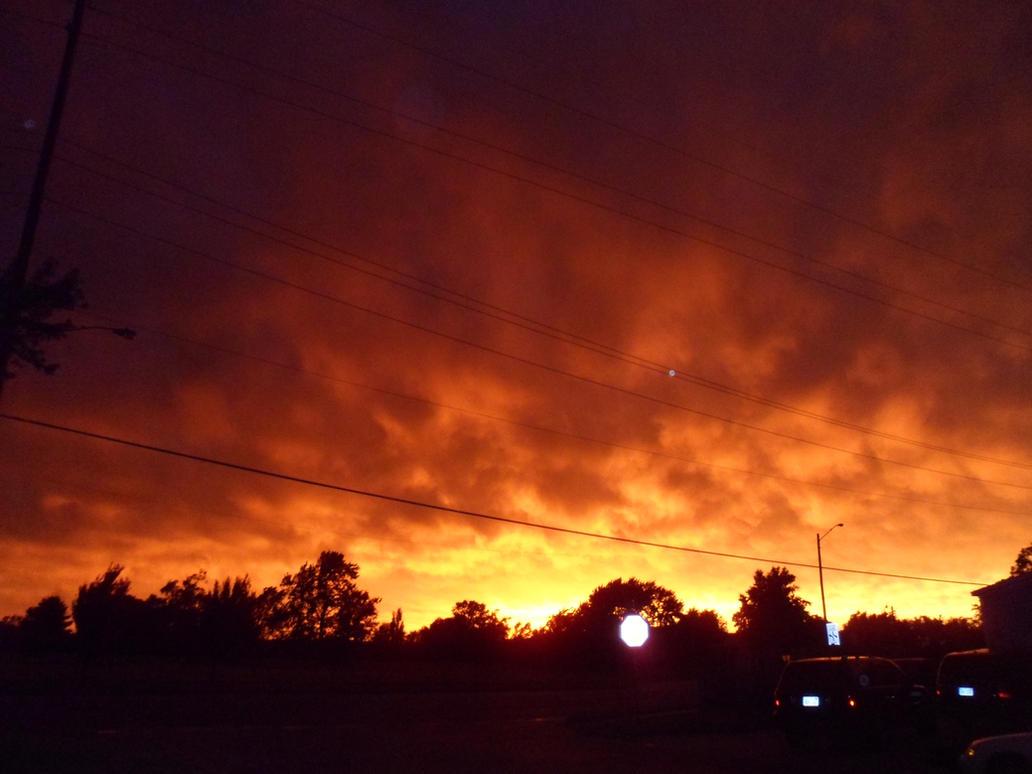 Firestorm by Kelpalots