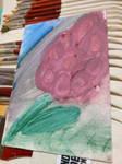 eraser flower