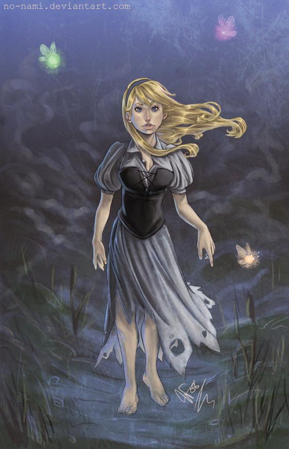 Sleeping Beauty's Sleepwalk by No-Nami