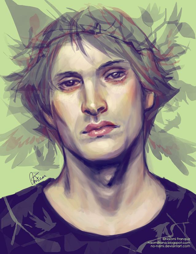 Portrait Study by No-Nami