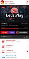 Beansbox (Rocket Beans TV Companion App) [WIP]