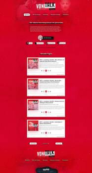 VONTALK (Webdesign)