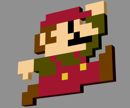 images?q=tbn:ANd9GcQh_l3eQ5xwiPy07kGEXjmjgmBKBRB7H2mRxCGhv1tFWg5c_mWT Mario Pixel Art 3d @koolgadgetz.com.info