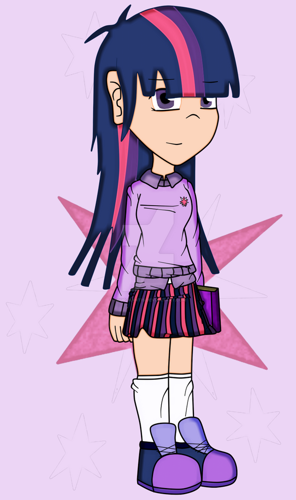 Twilight Sparkle by SoUr-MaNtIs