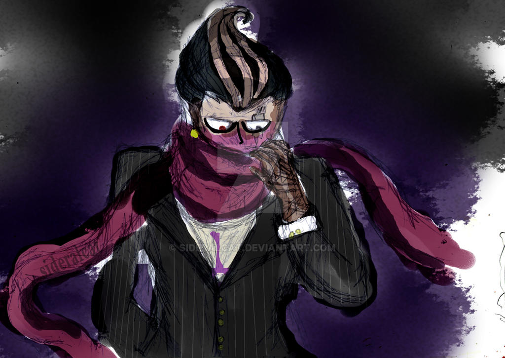 Gundham Tanaka with a suit by sideralcat