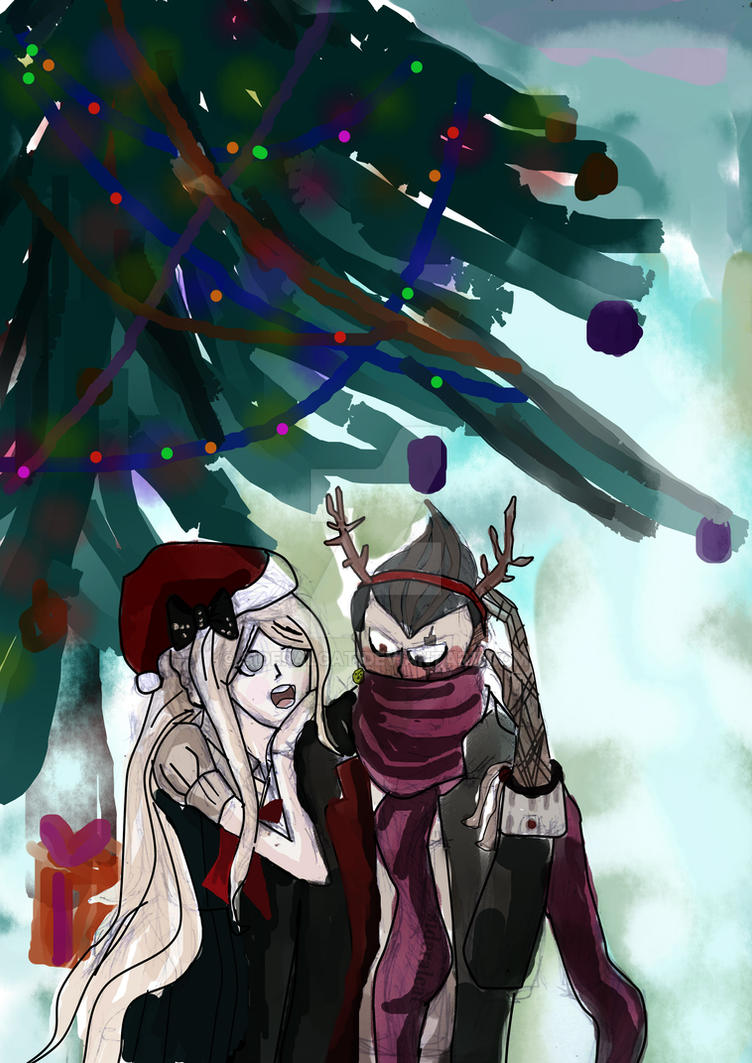 Merry christmas !! by sideralcat