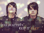 keep it ugly