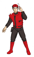 Captain Scarlet (Unfinished)